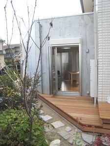 08 Kn邸 作業場(増築)