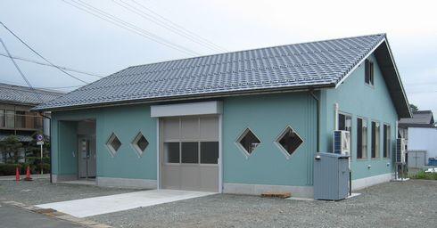 09 FTダイヤモンドツール㈱様工場
