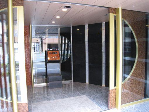 09 Kマンション 共同玄関改修
