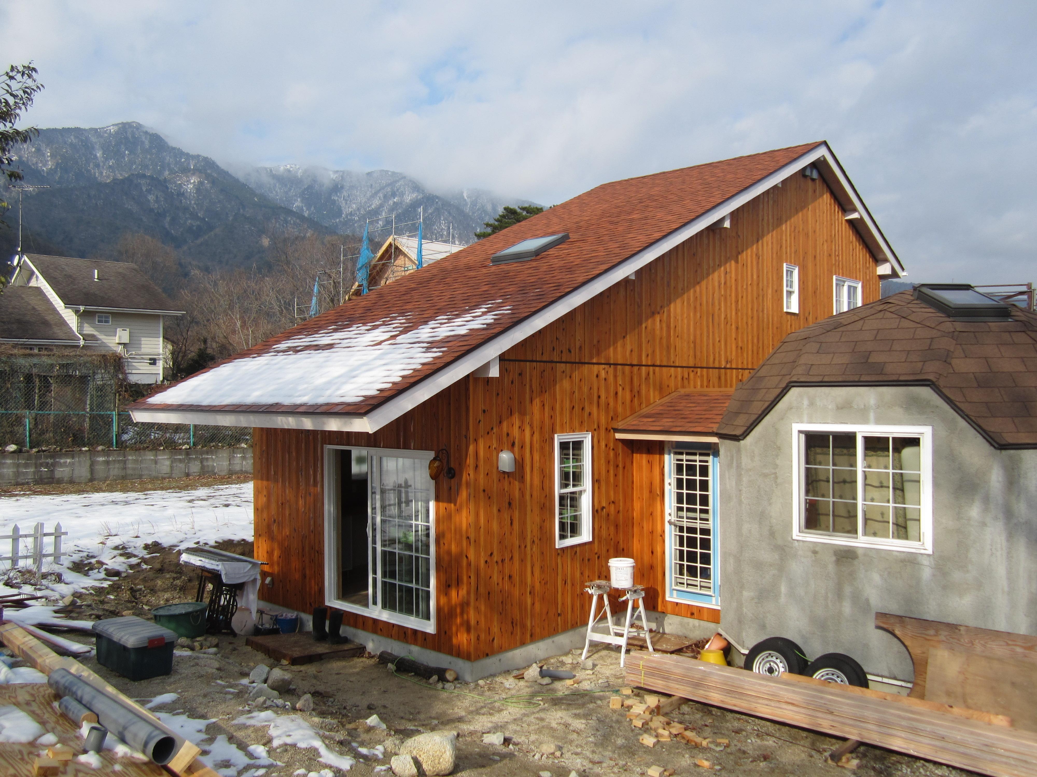 12 Ym邸増築