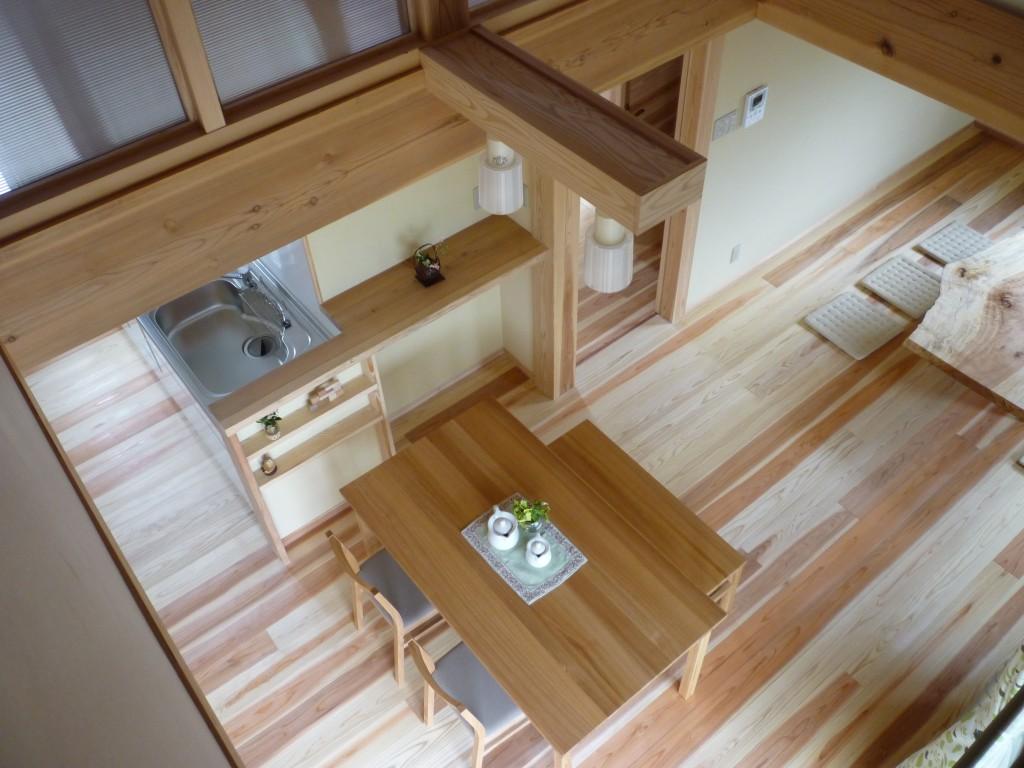 12 高島木の家づくりモデルハウス