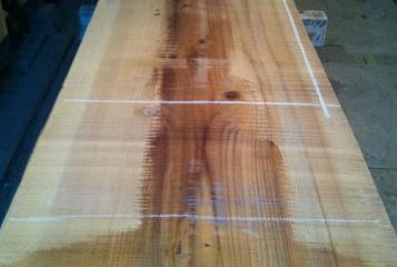 杉の無垢板,素材