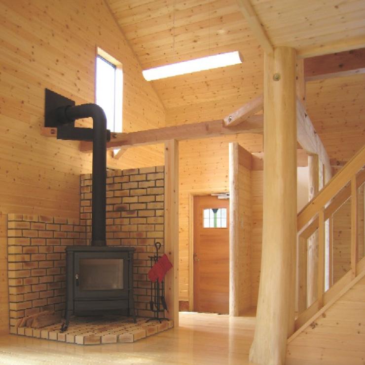 暖炉,室内