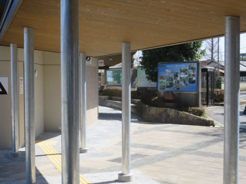 JR新旭駅バリアフリー付帯施設(トイレ)