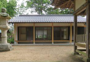 唐崎神社 社務所